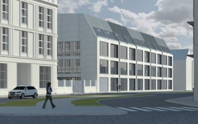 Mostostal Warszawa will carry out office building in Gdańsk for over 67.2 million PLN for LPP