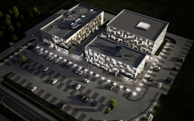 Nexus will build modern technologies center in Opole for 19.8 million PLN