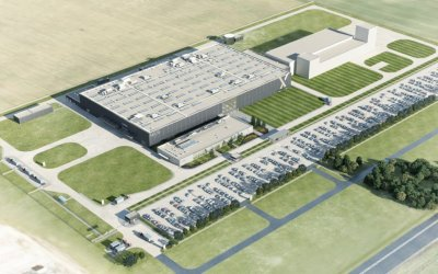 Budimex will build for 120 million PLN net a 33,000-sqm Xeos service center near Środa Śląska