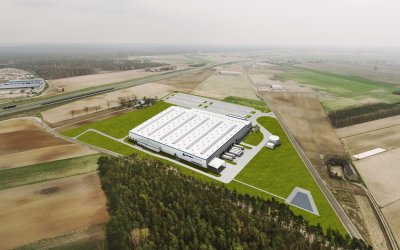 Depenbrock will build for Panattoni a Kongsberg factory near Włocławek