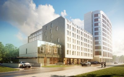 Arche starts construction of 70 room hotel in Warsaw-Włochy