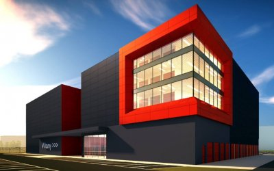 Agmet will erect a self-storage for Less Mess Storage in Wrocław