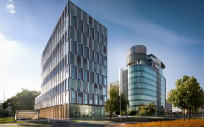 PGK Centrum is planning construction of office building in Poznań