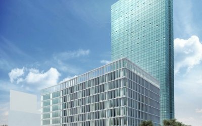 "Juvenes/Intec consortium will design ""Intraco City A"" office building with area of 12,000 sqm in Warsaw for PHN"