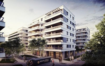 "Kalter will build over 300 flats at ""Miasto Wola"" residential complex in Warsaw"