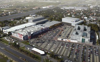 "Octava will redevelop 12,000 sqm in ""Centrum Krakowska 61"" shopping mall in Warsaw"