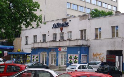 Locuss buys Atlantic theater in Gdynia for a hotel or ofiices