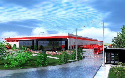 Wkręt-Met will expand by 163,000 meters³ a factory in Wanaty