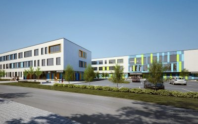 Strabag will build for ca. 50 million PLN a school in Pruszków