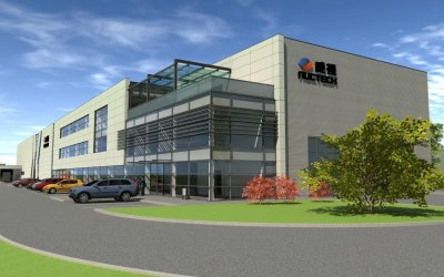 Budimex will erect Nuctech factory near Warsaw