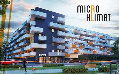 """MicroKlimat"" with 260 units will be built in Wrocław"