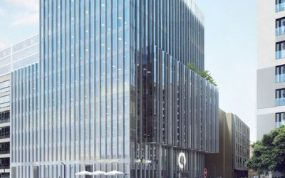Budimex is going to carry out Metropoint Office building  in Warsaw