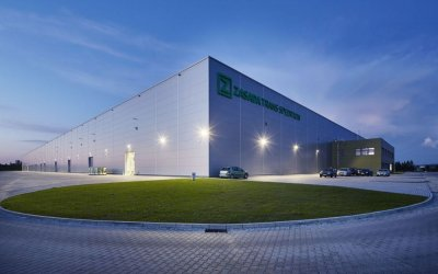 Tarcon will carry out 2nd stage of logistics center in Targowisko
