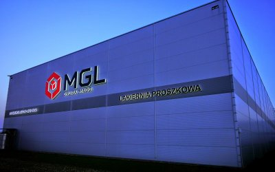 MGL will expand factory in Rawa by 100,000 meters³