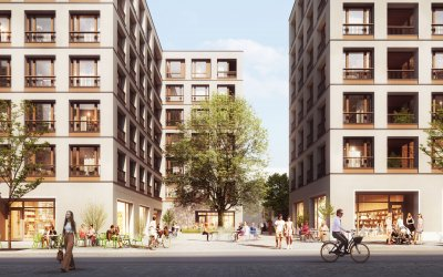 EPB is going to build residential complex in Warsaw