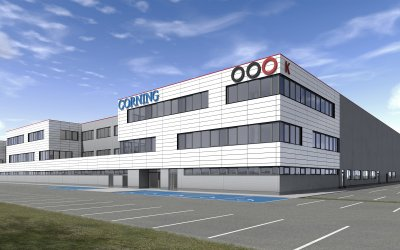 Goldbeck is going to build production-office outlet in Stryków