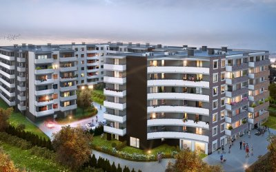 Besta will build 280 flats for Victoria Dom in Warsaw