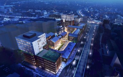 Budimex will carry out 1st stage of Monopolis complex in Łódź
