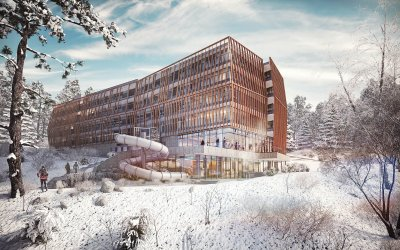 Zdrojowa Invest launches Forest Ski Hotel****