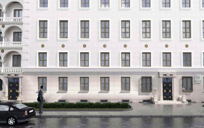 Landeskrone will put into use Palazzo Murano in Warsaw