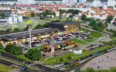 Budrem will erect for Astrum a retail park in Polkowice