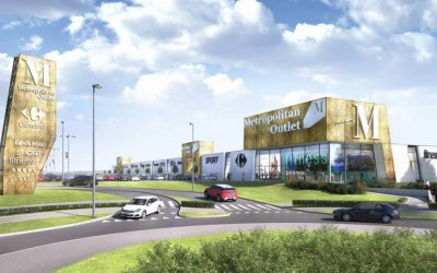 Metropolitan Investment is going to build shopping complex in Bydgoszcz