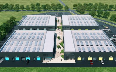 KSSE is going to build industrial-office complex in Żory