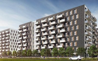Łucz-Bud is going to build housing complex in Warsaw