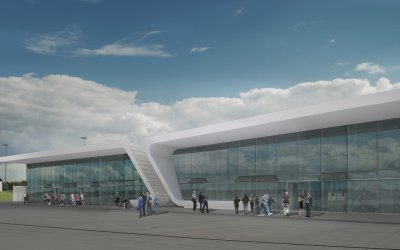 Strabag will extend airport in Świdnik