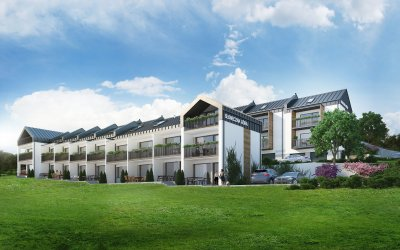 Forteinwest commences 2nd stage of aparthotel complex in Szczyrk