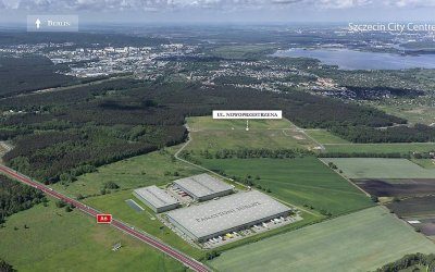 Mirbud will erect 57,000 sqm Panattoni warehouses in Szczecin
