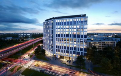 Arche will carry out office building in Łódź