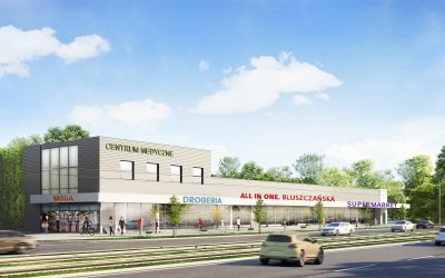 Icon RE is going to build retail park in Warsaw
