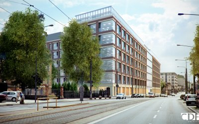 Budimex will carry out office building in Poznań