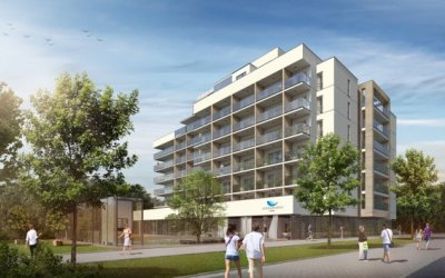 PORR will build apart-hotel with 122 units in Międzyzdroje