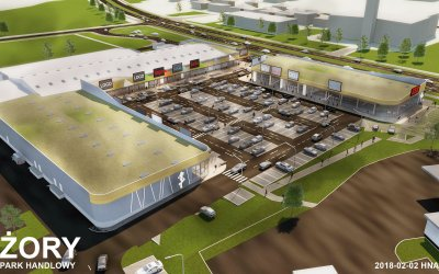 Bati-Invest will develop Saller retail park in Żory