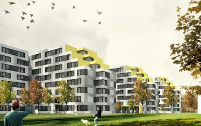 Erbud to erect Foxtrot dorm in Warsaw