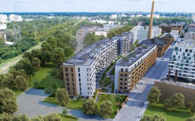 Unibep will build for Okam 300 apartments in Warsaw