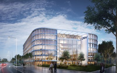 FineTech & Fundamental will erect DSV office building in Warsaw