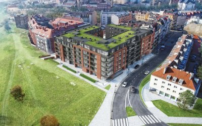 "Atal is going to build ""Rezydencja Chwaliszewo"" in Poznań"