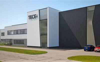 W.P.I.P. is going to build production-office complex for Tece in Pęcz