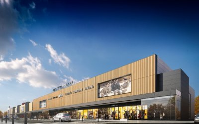 Octava is planning renovation of retail outlet in Warsaw
