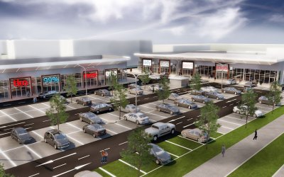 Savi will build for Saller retail park in Legnica