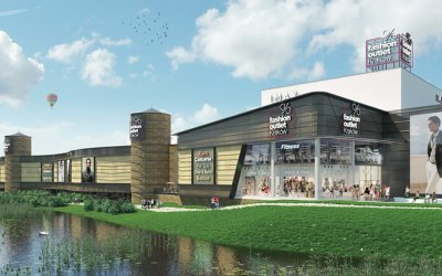 Tebodin is choosing contractor of Fashion Outlet Kraków