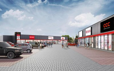 Agile Spol is going to build retail park in Końskie