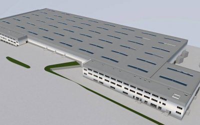 Antczak will erect warehouse-office complex in Ociąż