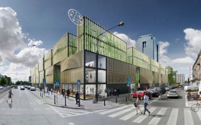 NEH is going to build retail-service outlet in Warsaw