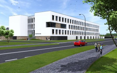 Softsystem is seeking contractor of a laboratory-office complex in Rzeszów