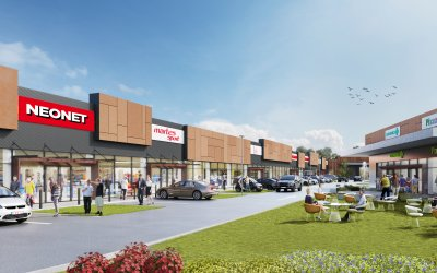 GHI will build retail park in Stare Babice