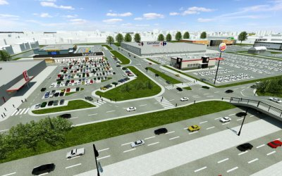 JB is preparing construction of shopping center in Szczecin